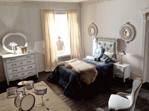 Romantische slaapkamer meubels van Savio Firmino