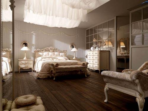 Inrichting slaapkamer romantisch u cartoonbox