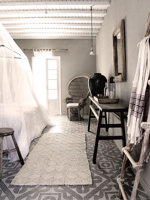Romantische slaapkamer ideeën van San Giorgio hotel