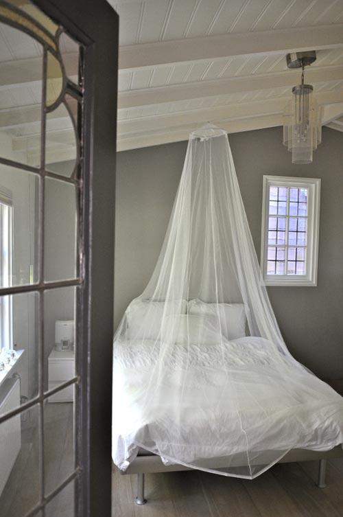 Klamboe als slaapkamer decoratie