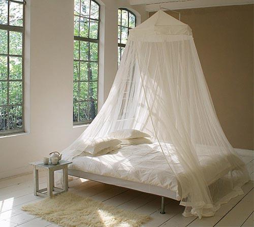 Klamboe als slaapkamer decoratie  Slaapkamer ideeën