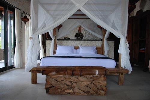Slaapkamer Decoratie Ideeën : Klamboe als slaapkamer decoratie ...