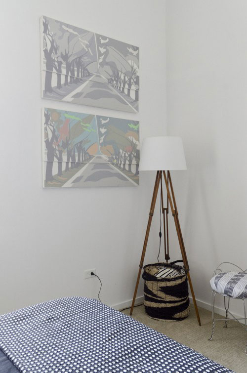 Kleine slaapkamer ideeën van Shelby Girard