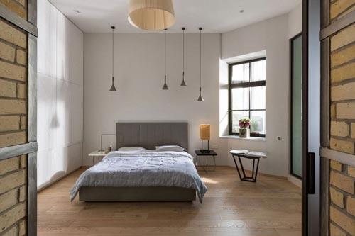 Industriele Slaapkamer Ideeen : Loft slaapkamer met industrieel tintje slaapkamer ideeën