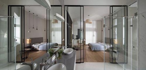 Slaapkamer Lampen Industrieel : Loft slaapkamer met industrieel tintje ...