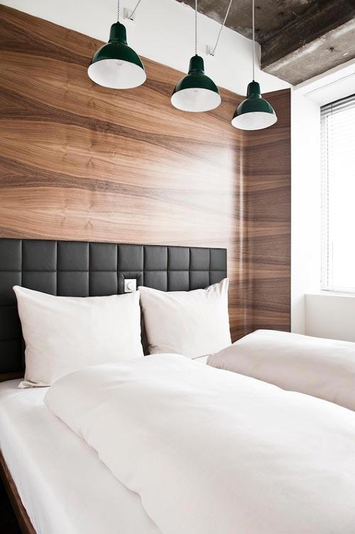 Moderne slaapkamer van daniel designhotel slaapkamer idee n - Moderne design slaapkamer ...