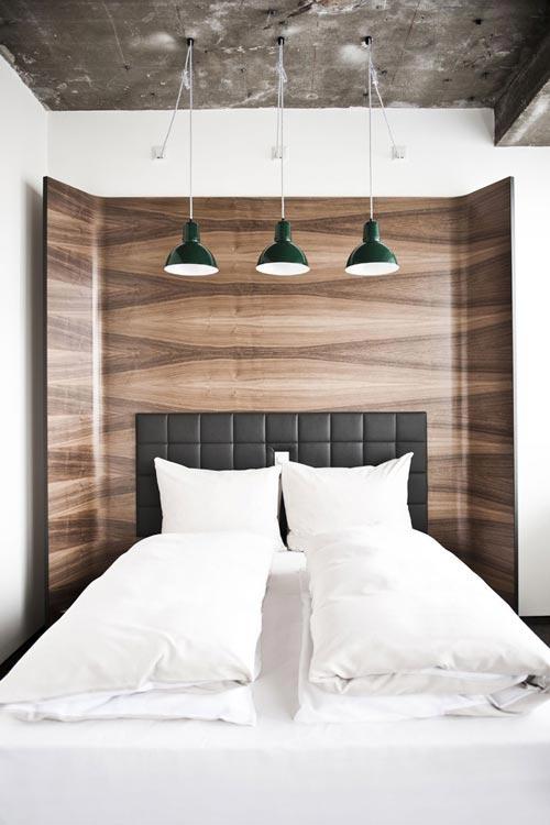 Moderne slaapkamer van Daniel designhotel