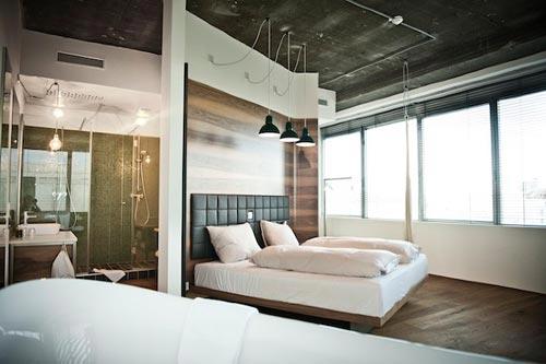 Luxe Slaapkamer Ideeen : Moderne slaapkamer van Daniel designhotel ...
