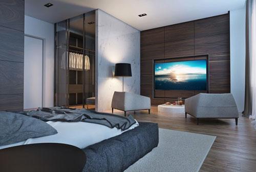 imgbd - luxe moderne slaapkamer ~ de laatste slaapkamer, Deco ideeën