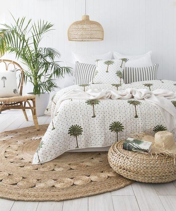 Chrysalidocarpus lutescens slaapkamer