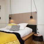 Slaapkamer kantoor combinatie uit Frankrijk