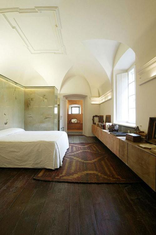 Authentieke Italiaanse slaapkamer