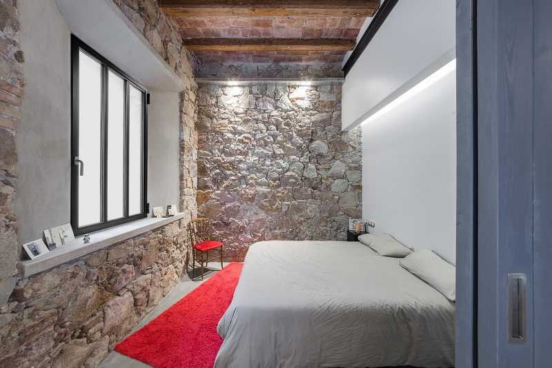 barcelona-loft-slaapkamer