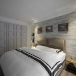 Wat kan behang beteken in de slaapkamer?
