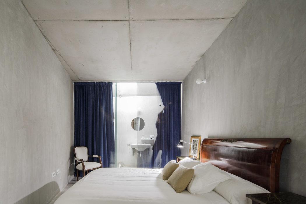 Interieur Ideeen Woonkamer Koloniaal.Betonnen Slaapkamer Met Een Klassiek Chique Koloniale Inrichting