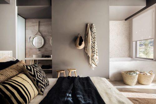 Bohemien style slaapkamer van Casa Cook | Slaapkamer ideeën