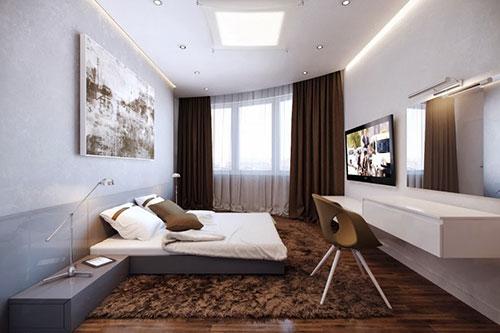 Bureau in slaapkamer | Slaapkamer ideeën