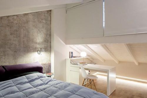Slaapkamer Inspiratie Schuin Dak: Inspiratie slaapkamer schuin dak ...