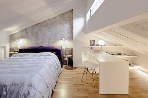 Slaapkamer Ideeen Schuin Dak: Een slaapkamer inrichten met schuin dak ...