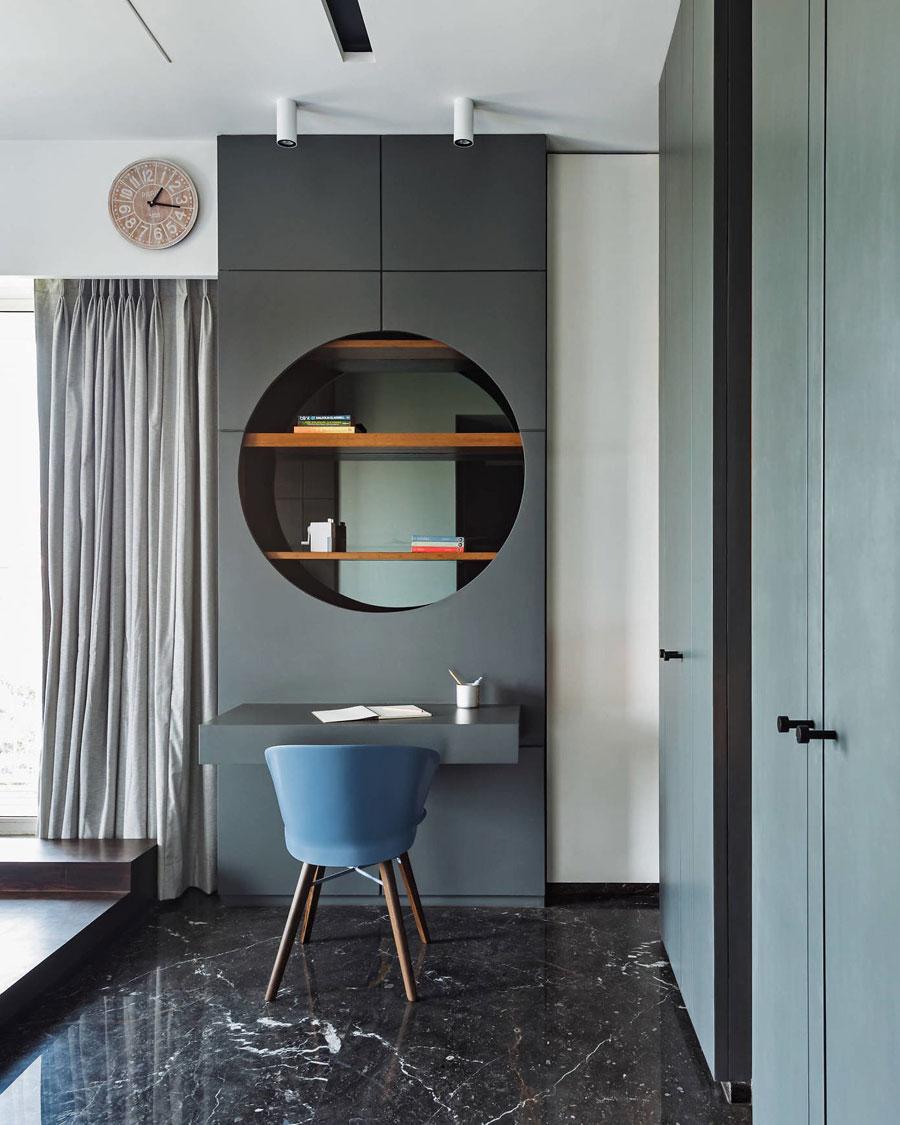 Chic slaapkamer ontwerp door ontwerpbureau SHROFFLEóN