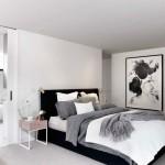Chique details in slaapkamer