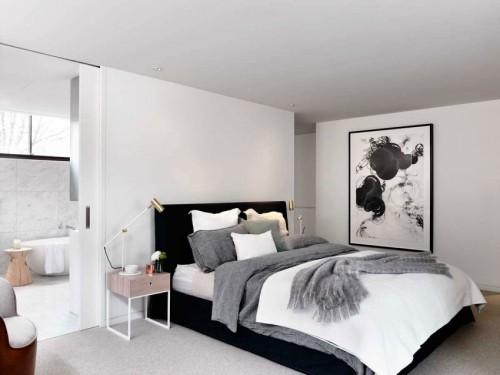 Chique details in slaapkamer  Slaapkamer ideeën