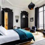 Chique klassieke slaapkamer uit Parijs