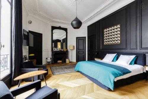 Klassieke slaapkamer elegance klassieke barok stijl slaapkamer