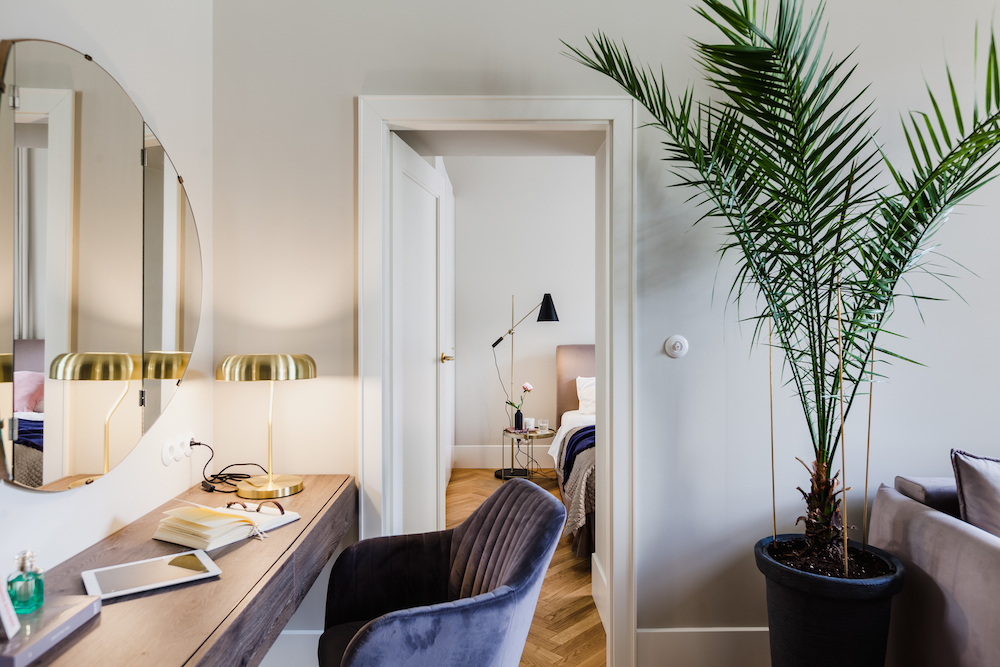 Chique slaapkamer van architect monika slaapkamer idee n for Sfeer en chique
