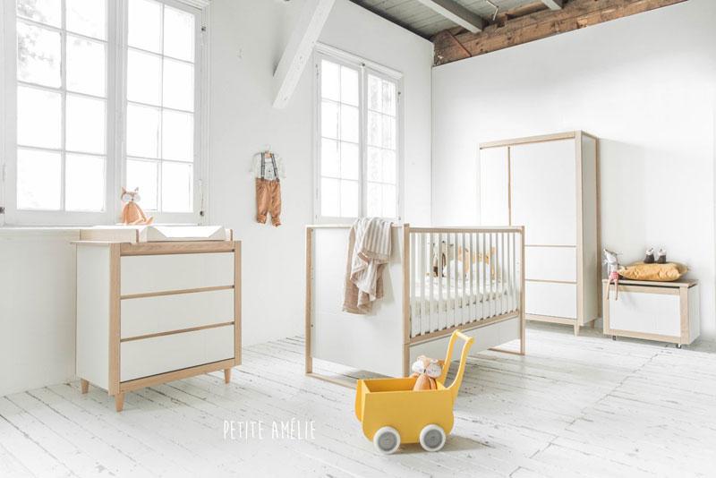 complete babykamer ivoire petite amelie