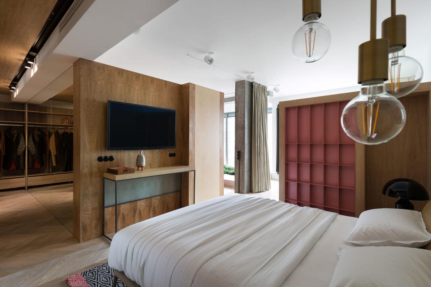 Luxe Slaapkamer Interieur : De luxe slaapkamer suite van olha wood slaapkamer ideeën