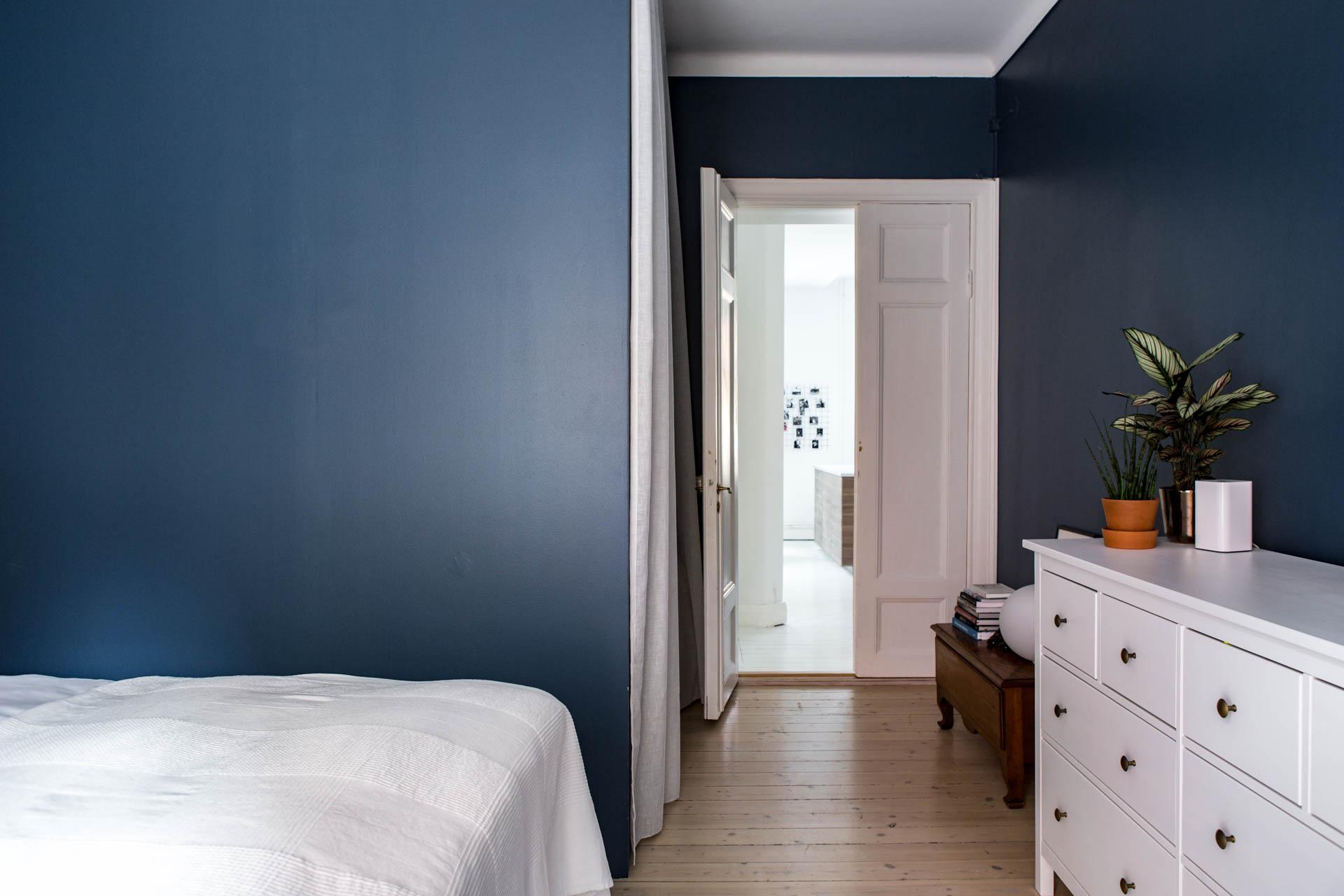 Presun geschilderd slaapkamer model risofu
