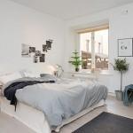 Decoratie ideeën voor een simpele slaapkamer