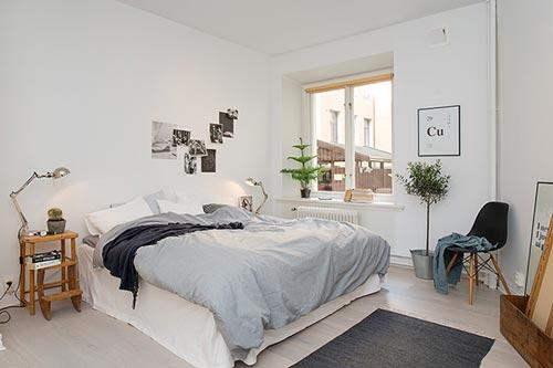 Decoratie ideeën voor een simpele slaapkamer  Slaapkamer ideeën