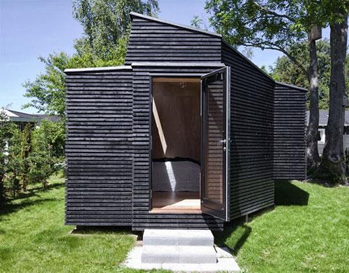 Leuke Stoel Slaapkamer : Deense slaapkamer in een bijgebouw Slaapkamer ...