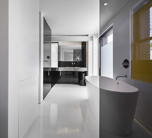 Design slaapkamer met badkamer slaapkamer idee n - Moderne design slaapkamer ...