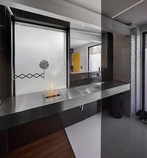 Design slaapkamer met badkamer  Slaapkamer ideeën