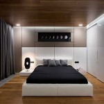 Design slaapkamer interieur architect Denis Rakaev