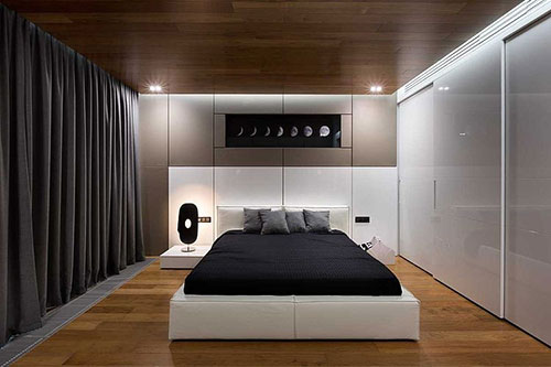Design Slaapkamer Ideeen.Design Slaapkamer Interieur Architect Denis Rakaev Slaapkamer Ideeen