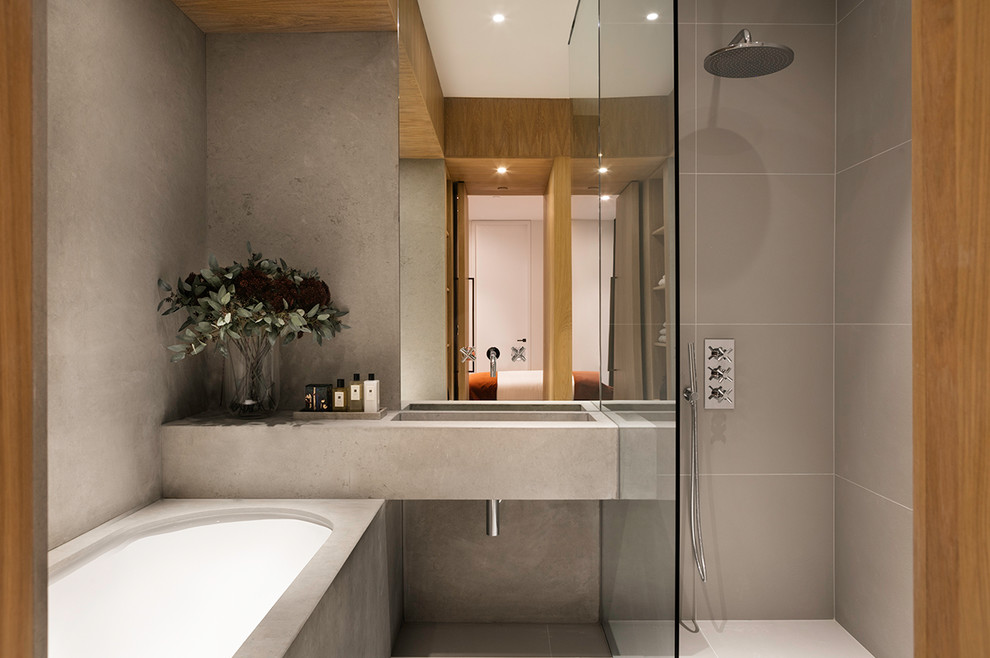 Hotel Slaapkamer Inrichting : Deze master bedroom is ingericht als een luxe hotelkamer