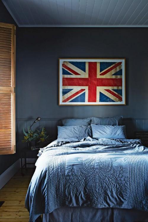 donkergrijze slaapkamer ~ lactate for ., Deco ideeën
