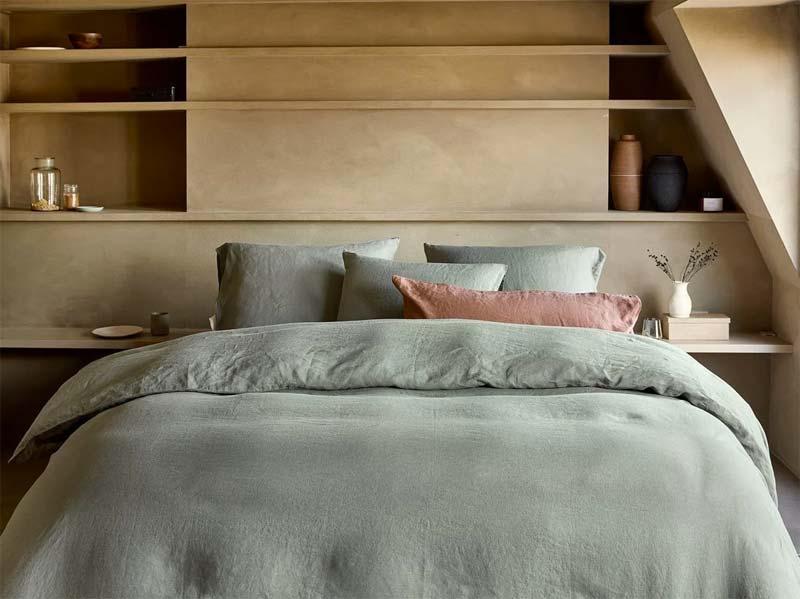 duurzame slaapkamer tips beddengoed
