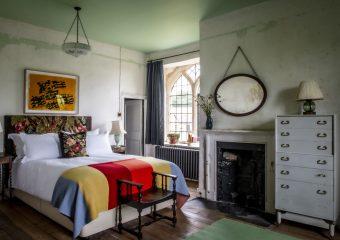 Ecletische slaapkamer van Durslade Farmhouse