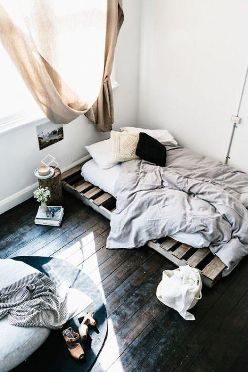 Eenvoudige slaapkamer styling | Slaapkamer ideeën