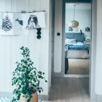 Slaapkamer van Zweedse ontwerper Emma Von Bromsson
