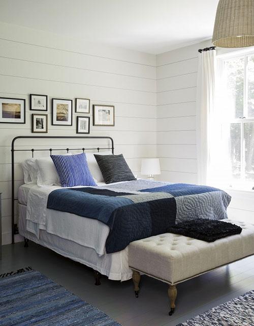Finse landelijke slaapkamer ontwerpen