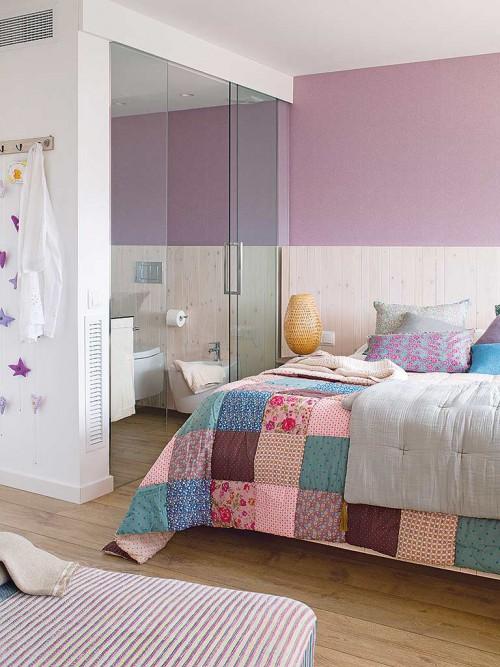 Slaapkamer Inrichten Landelijk Donker : Slaapkamer ideeen donker meer ...