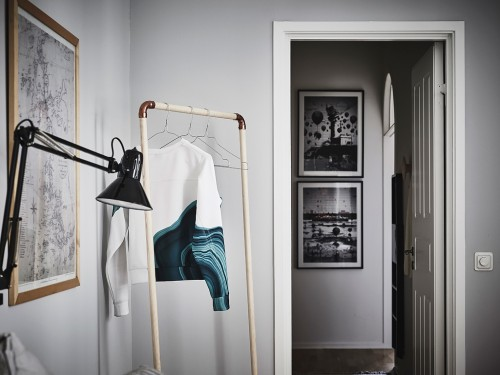 Scandinavische Kleuren Slaapkamer : Gepimpte Scandinavische slaapkamer ...