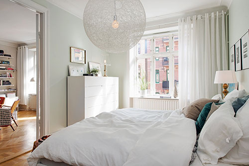 gezellige slaapkamer tips kleine studio inrichten maak van je deco ideen