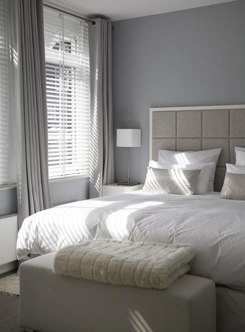 Verduisterende Gordijnen Slaapkamer : Gordijnen slaapkamer idee?n